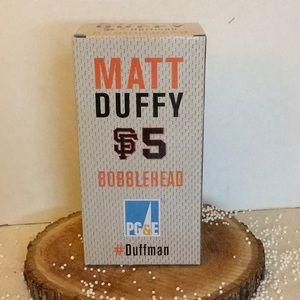 Giants Matt Duffy